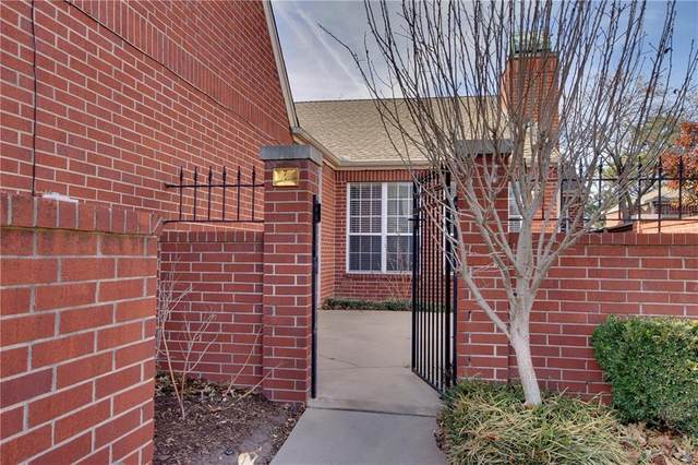 8816 N May Avenue #7, Oklahoma City, OK 73120 (MLS #952679) :: Homestead & Co