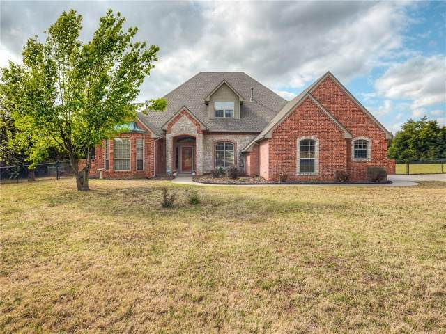 10015 Fawn Trace Road, Mustang, OK 73064 (MLS #952683) :: Your H.O.M.E. Team