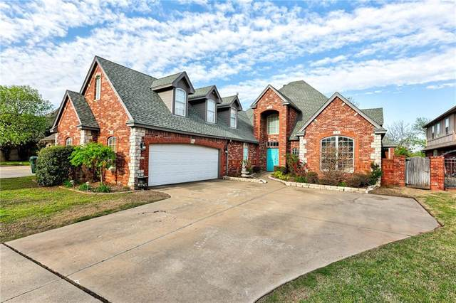 216 Olde Brook Court, Norman, OK 73072 (MLS #952688) :: Maven Real Estate