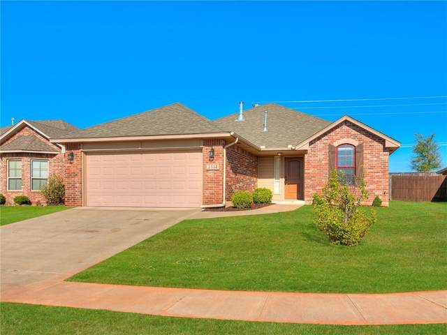 3612 Arcadia Drive, Yukon, OK 73099 (MLS #952691) :: Maven Real Estate