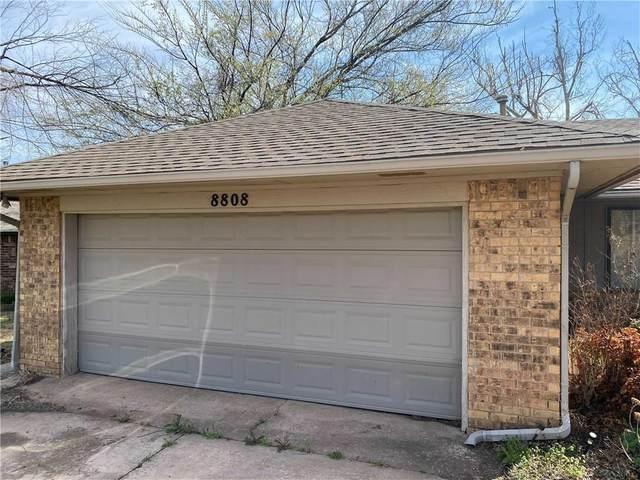 8808 Kimberly Road, Oklahoma City, OK 73132 (MLS #952692) :: Homestead & Co