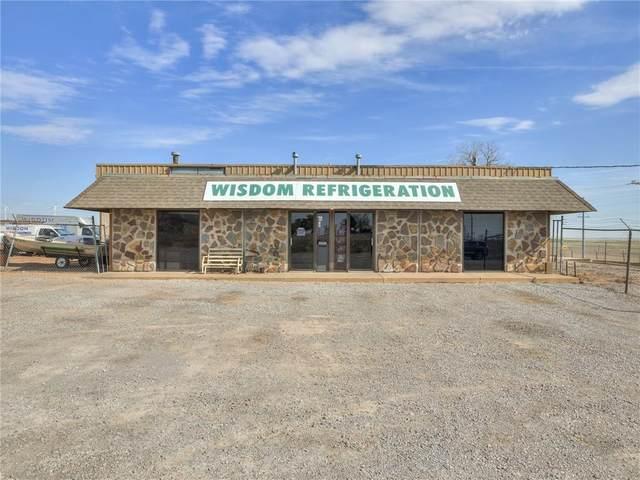 10121 Highway 54, Weatherford, OK 73096 (MLS #952713) :: ClearPoint Realty