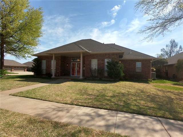 6716 Green Meadow Lane, Oklahoma City, OK 73132 (MLS #952718) :: Homestead & Co