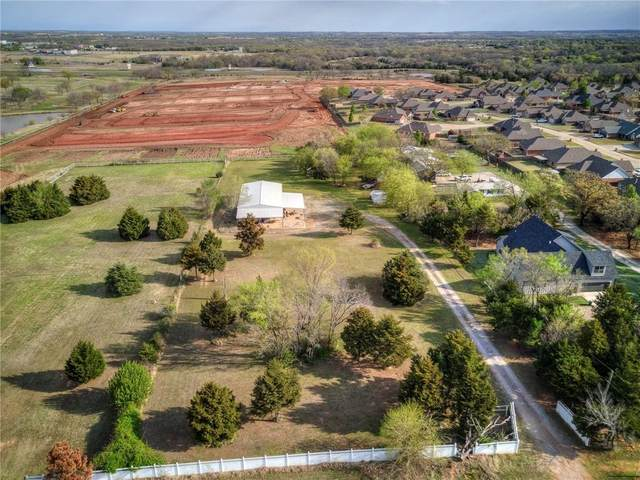 1474 E 45th Street, Shawnee, OK 74804 (MLS #952722) :: Your H.O.M.E. Team