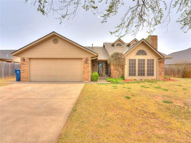 9929 Sudbury Road, Yukon, OK 73099 (MLS #952724) :: Maven Real Estate
