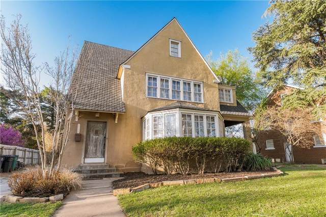 633 NE 15th Street, Oklahoma City, OK 73104 (MLS #952730) :: Homestead & Co