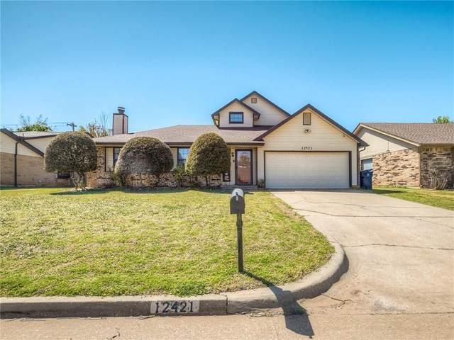 12421 Eric Field Place, Oklahoma City, OK 73142 (MLS #952737) :: Homestead & Co