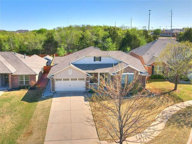 2408 Lone Oak Drive, Norman, OK 73071 (MLS #952738) :: Homestead & Co
