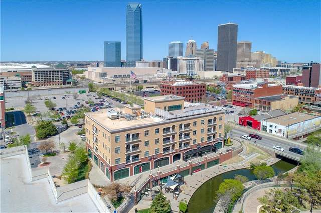 200 S Oklahoma Avenue #401, Oklahoma City, OK 73104 (MLS #952740) :: Your H.O.M.E. Team