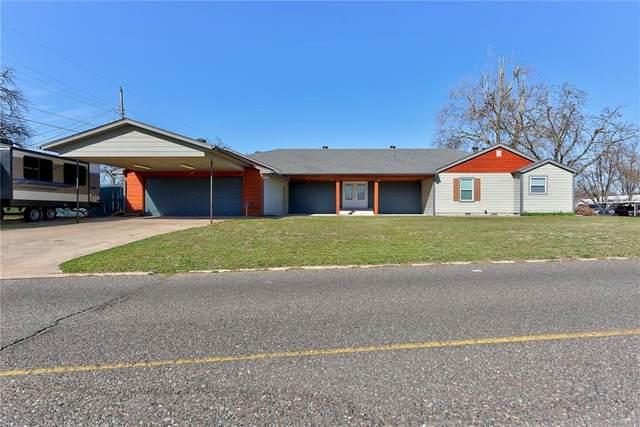6700 29th Terrace, Bethany, OK 73008 (MLS #952745) :: Homestead & Co