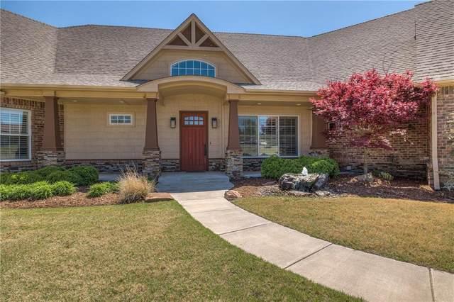 12640 SE 44th Street, Choctaw, OK 73020 (MLS #952750) :: Homestead & Co