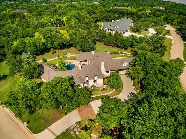 2204 Catalina Drive, Edmond, OK 73013 (MLS #952755) :: Your H.O.M.E. Team