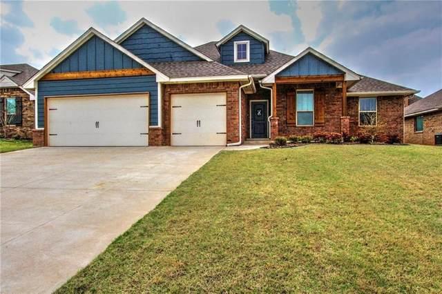 1405 N Storybrook Terrace, Mustang, OK 73064 (MLS #952778) :: ClearPoint Realty