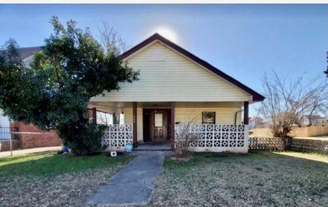 1600 NE 10th Street, Oklahoma City, OK 73117 (MLS #952782) :: Homestead & Co