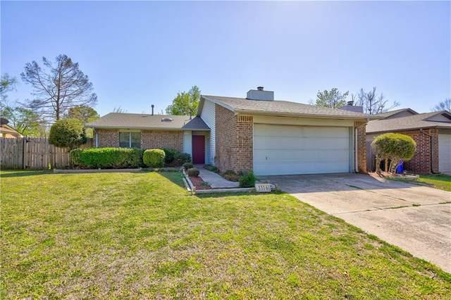 3316 Ash Lane, Norman, OK 73072 (MLS #952788) :: Maven Real Estate