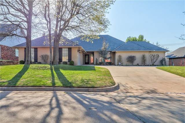 14821 Glenmark Drive, Edmond, OK 73013 (MLS #952790) :: Homestead & Co