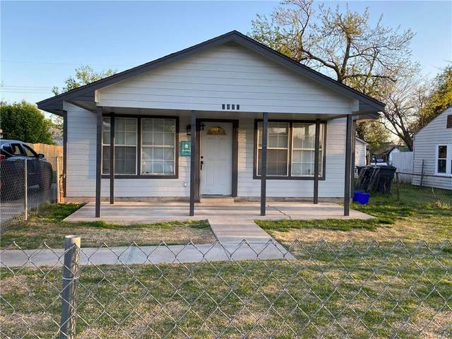 2416 SW 34th Street, Oklahoma City, OK 73119 (MLS #952793) :: Maven Real Estate