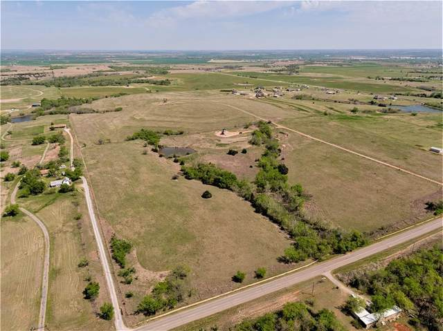County Road 1370 Road, Chickasha, OK 73018 (MLS #952797) :: Homestead & Co