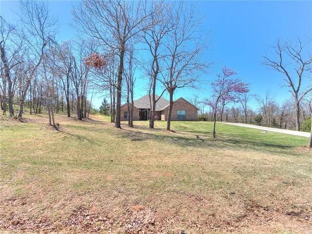 7113 Ridge Manor Lane, Oklahoma City, OK 73150 (MLS #952799) :: Homestead & Co