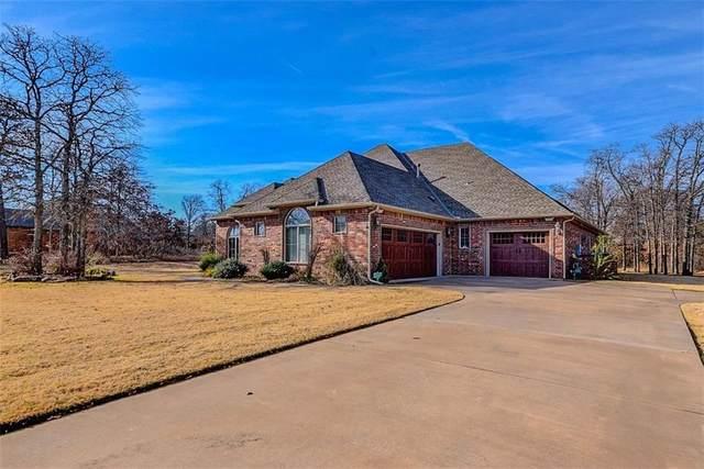 3815 Newburg Drive, Choctaw, OK 73020 (MLS #952803) :: Homestead & Co