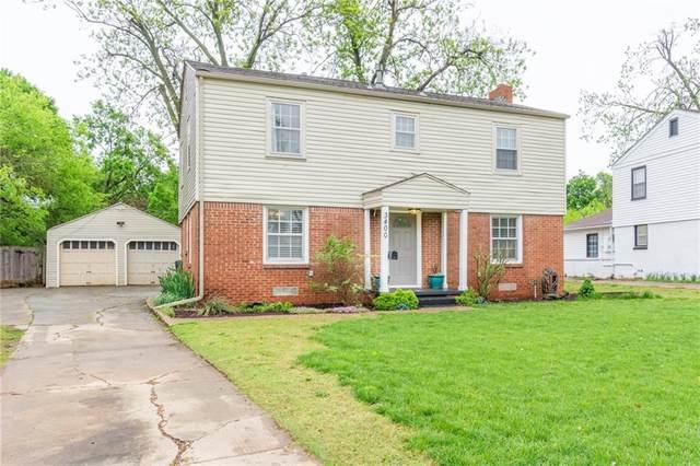 3400 N Virginia Avenue, Oklahoma City, OK 73118 (MLS #952810) :: Maven Real Estate