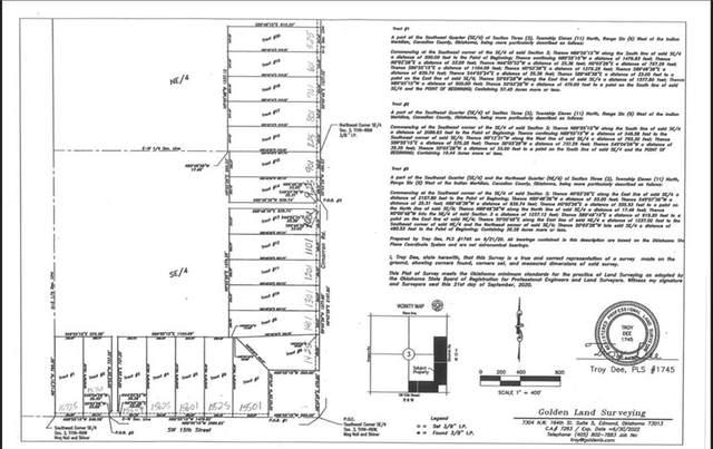 1401 S Cimarron Road, Yukon, OK 73099 (MLS #952827) :: Maven Real Estate