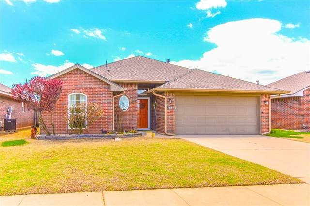 2404 Northern Hills Road, Norman, OK 73071 (MLS #952835) :: ClearPoint Realty