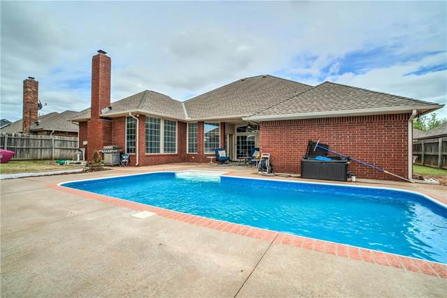 2721 NW 158th Street, Edmond, OK 73013 (MLS #952846) :: Maven Real Estate