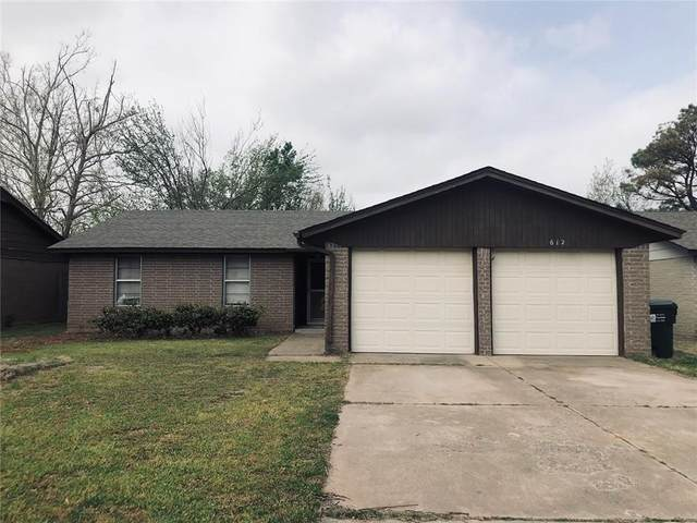 612 Ash Lane, Norman, OK 73072 (MLS #952856) :: Maven Real Estate