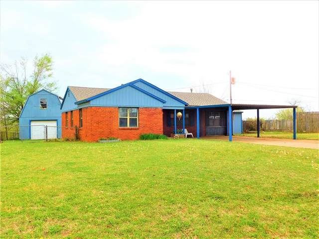 1413 Fogarty Street, Guthrie, OK 73044 (MLS #952861) :: Homestead & Co