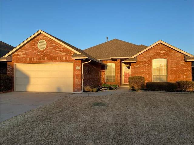 3128 Nighthawk Lane, Moore, OK 73160 (MLS #952866) :: Your H.O.M.E. Team