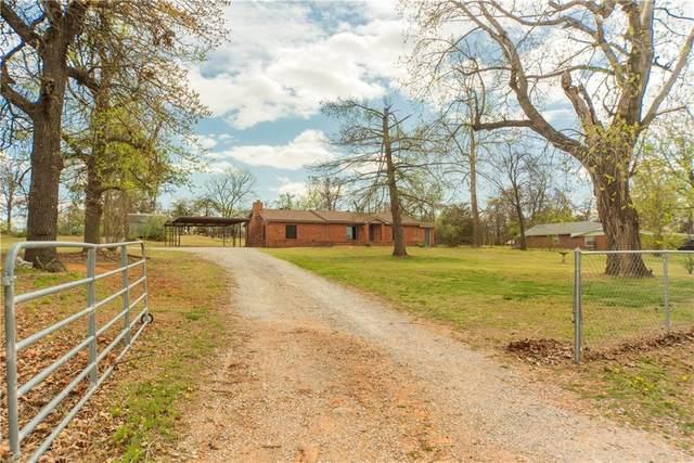 11932 SE 32nd Street, Oklahoma City, OK 73084 (MLS #952882) :: Maven Real Estate