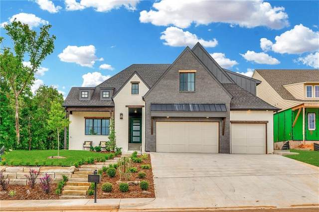 2916 Fountain Creek Drive, Edmond, OK 73034 (MLS #952890) :: Erhardt Group