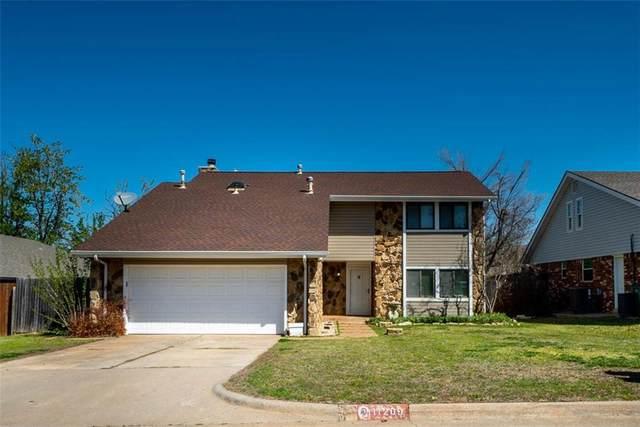 11209 NW 111th Street, Yukon, OK 73099 (MLS #952898) :: Maven Real Estate