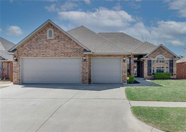8612 NW 111th Street, Oklahoma City, OK 73162 (MLS #952913) :: Maven Real Estate
