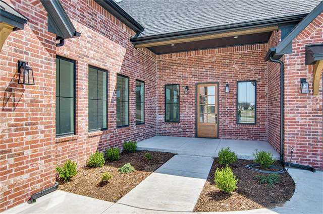926 Drake Drive, Choctaw, OK 73020 (MLS #952922) :: ClearPoint Realty