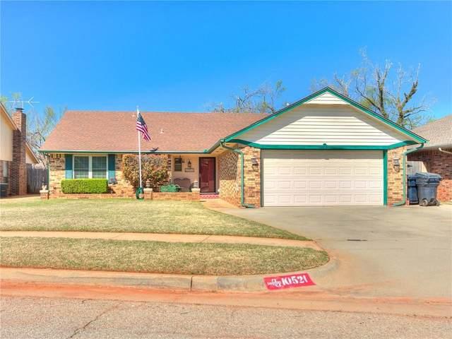 10521 S Winston Way, Oklahoma City, OK 73170 (MLS #952927) :: Maven Real Estate
