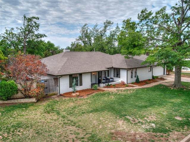 4204 Tamarisk Drive, Oklahoma City, OK 73120 (MLS #952956) :: Maven Real Estate