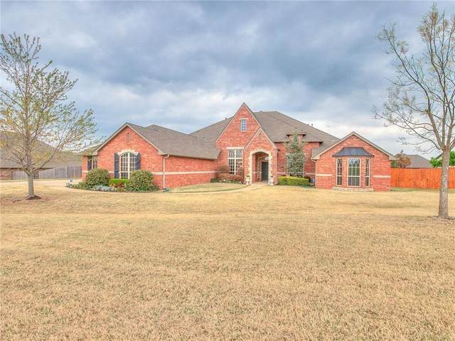 11812 Marbella Drive, Oklahoma City, OK 73173 (MLS #952961) :: Your H.O.M.E. Team