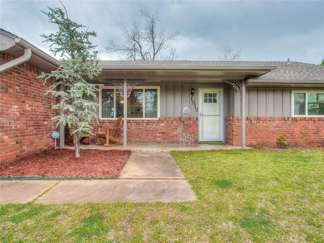 1912 Hardy Drive, Edmond, OK 73013 (MLS #952969) :: Keller Williams Realty Elite