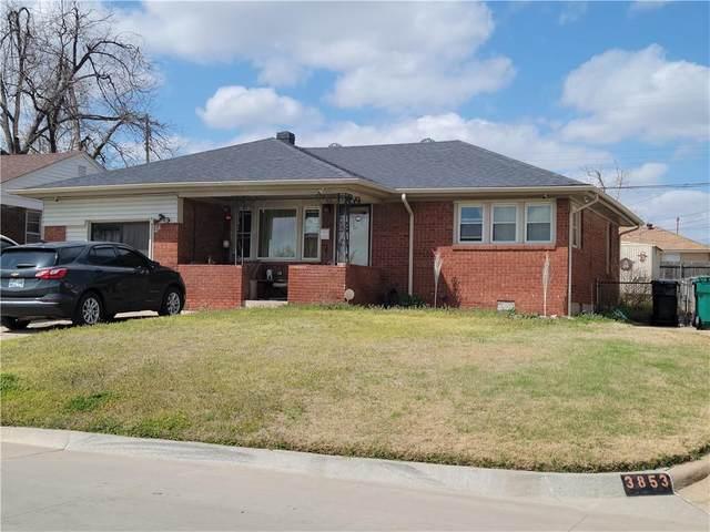 3857 NW 32nd Street, Oklahoma City, OK 73112 (MLS #952975) :: Homestead & Co