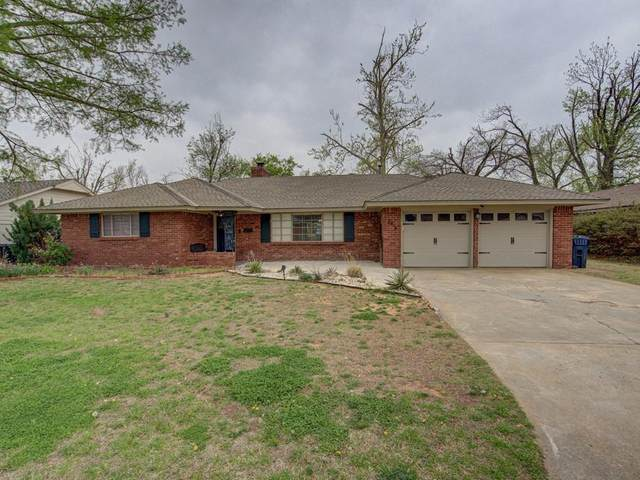 2416 NW 55th Terrace, Oklahoma City, OK 73112 (MLS #952976) :: Homestead & Co