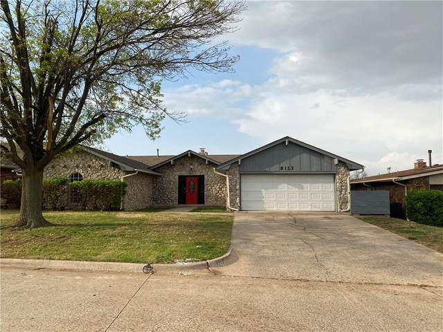 8113 Willow Creek Boulevard, Oklahoma City, OK 73162 (MLS #952977) :: Your H.O.M.E. Team