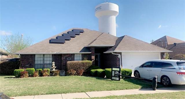 1609 NE 11th Street, Moore, OK 73160 (MLS #952979) :: Maven Real Estate