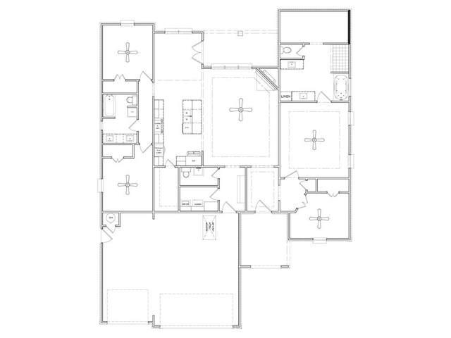 1326 Kimberlin Lane, Tuttle, OK 73089 (MLS #952982) :: Homestead & Co