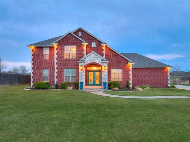 4613 Southcreek Road, Moore, OK 73165 (MLS #953028) :: Homestead & Co