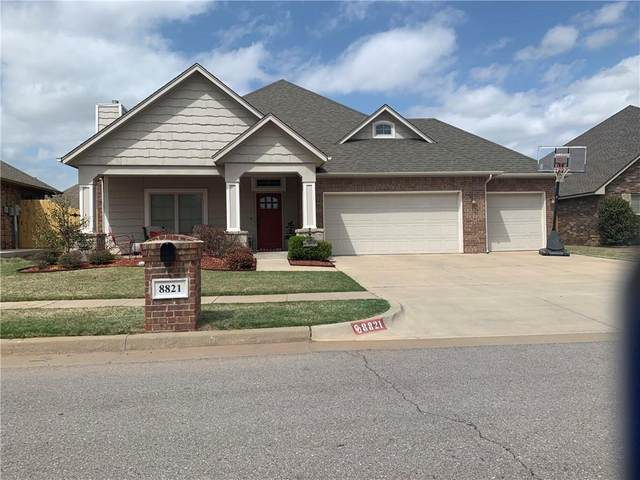8821 NW 109th Street, Oklahoma City, OK 73162 (MLS #953032) :: Homestead & Co
