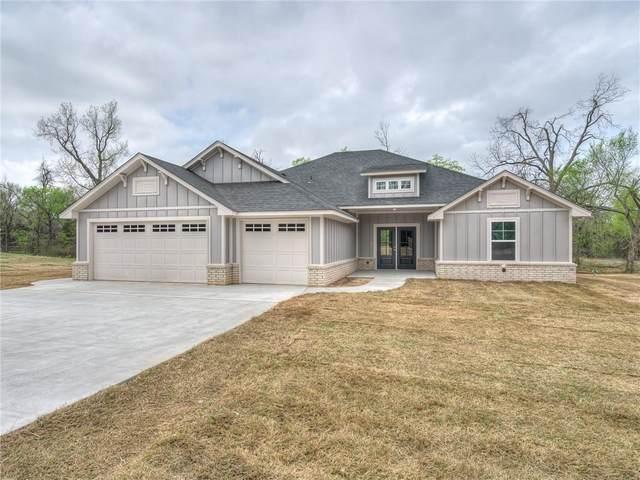 1381 Timber Ridge Drive, Choctaw, OK 73020 (MLS #953045) :: Your H.O.M.E. Team
