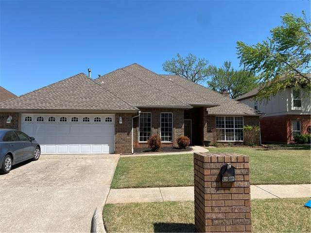 19608 Harness Court, Edmond, OK 73012 (MLS #953050) :: Your H.O.M.E. Team