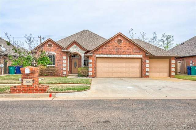 3716 St Augustine, Mustang, OK 73064 (MLS #953054) :: Maven Real Estate